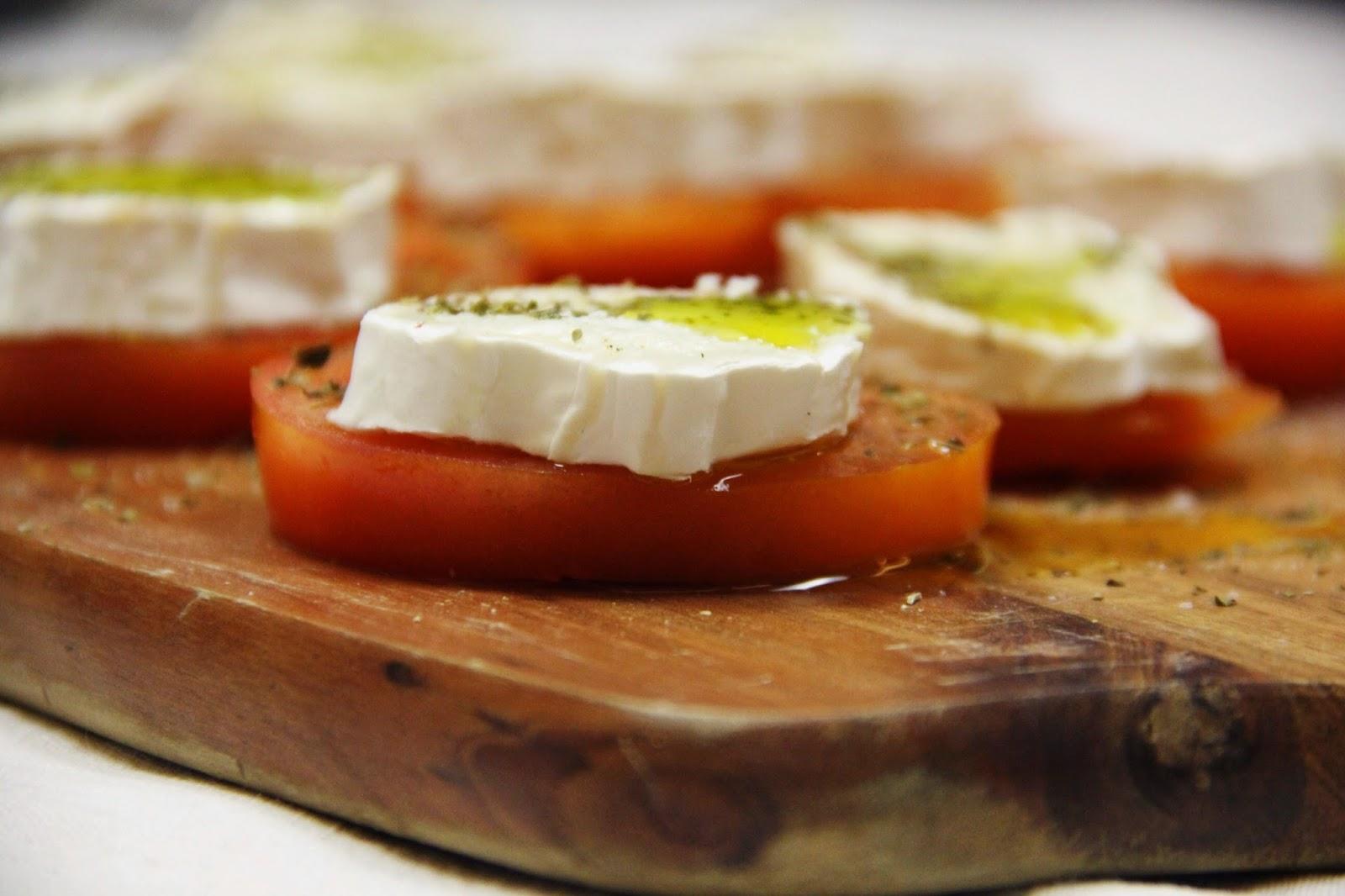 Delicias de tomatequeijo