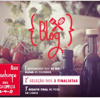 Desafio Final – O Melhor Blog de Culinária de Portugal  – Teka Portugal