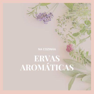 Como utilizar ervas aromáticas, bouquets de ervas perfumados e especiarias