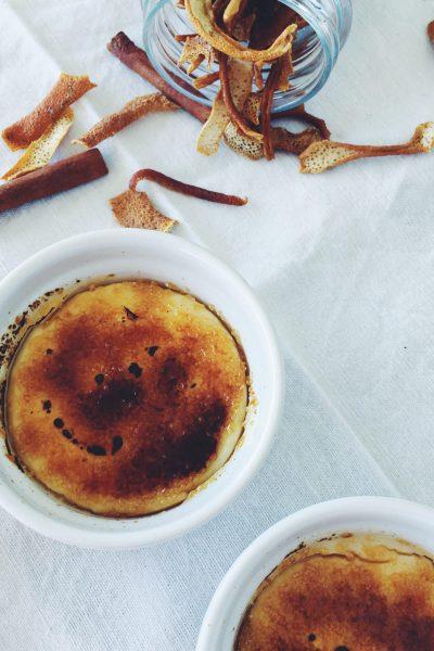 Crema catalana – uma receita tipicamente espanhola que também faz as nossas delícias