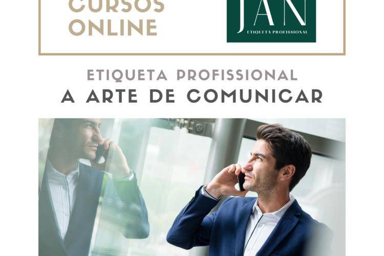 Etiqueta no mundo profissional – A arte de comunicar –