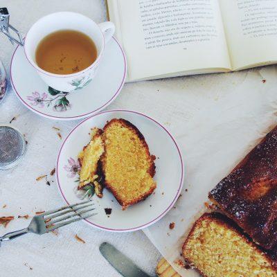 Um regresso às tardes de histórias do avô e o melhor bolo de sempre para o chá da minha avó (bolo manteiga)