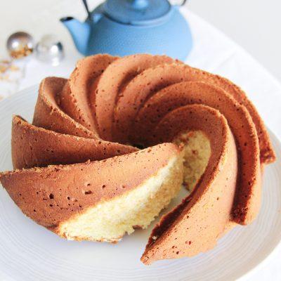 Bolo de claras – o melhor bolo de chá de sempre
