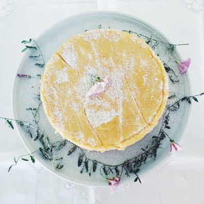 Japanese cheesecake – o cheesecake mais leve e elegante de sempre, digno de uma princesa