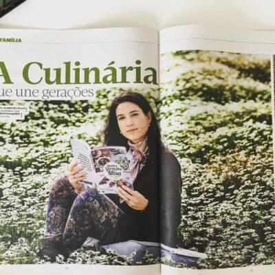 Jornal Sol – A Culinária que une gerações