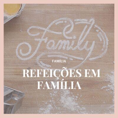 Como conseguir que as refeições em família sejam um sucesso