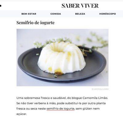 Saber Viver  – 15 sobremesas demasiado fáceis para não experimentar