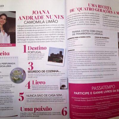 Continente Magazine – Joana Andrade Nunes